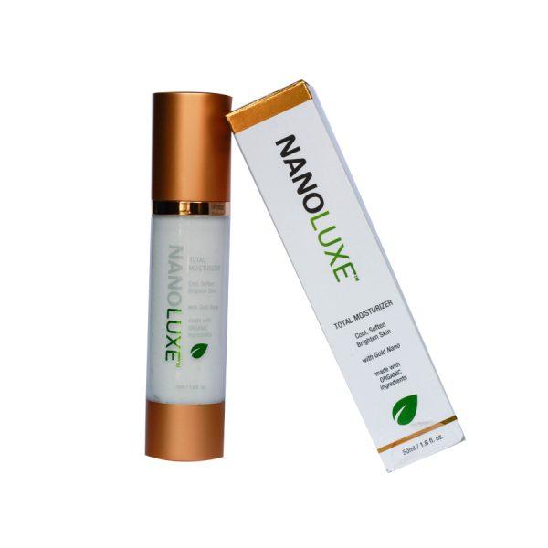 Dưỡng chất trắng da Nanoluxe Total Moisturizer