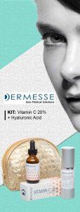 KIT: Dermesse Vitamin C 20% + Hyaluronic Acid (HA)