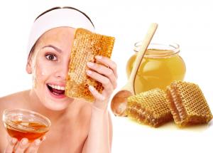 cách xóa nếp nhăn nhanh chóng bằng mật ong