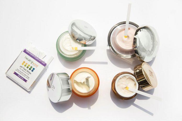 Mức pH trong các sản phẩm dưỡng da
