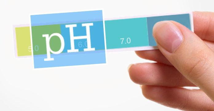 Độ pH phù hợp của da là bao nhiêu?