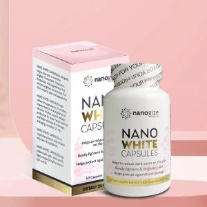 Viên uống trắng da Nanogize Health Nano White Capsules